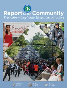 2015 Report to the Community Cover