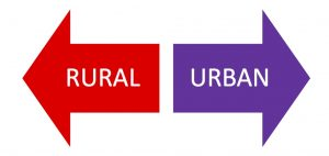 rural-vs-urban-ms-word-art
